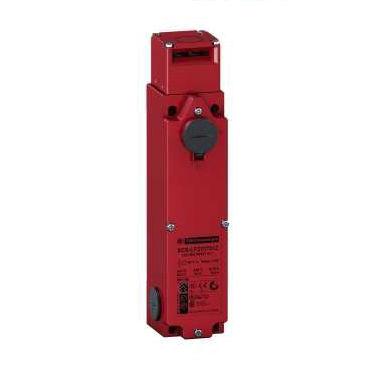 toggle switch / key lock / single-pole / solenoid