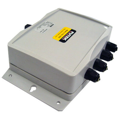 wall-mounted junction box / NEMA / IP65 / polycarbonate