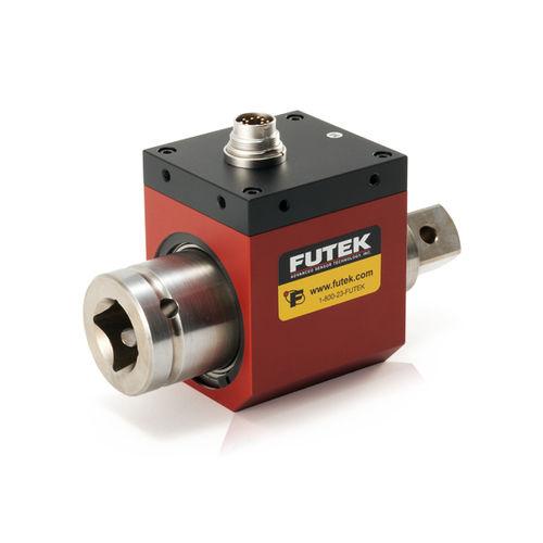 rotary torque sensor / square drive / non-contact / strain gauge