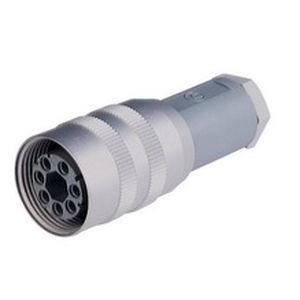 RF connector / DIN / circular / bayonet