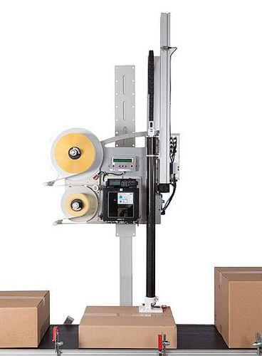 thermal transfer label printer-applicator / multi-color / for labels / for cardboard