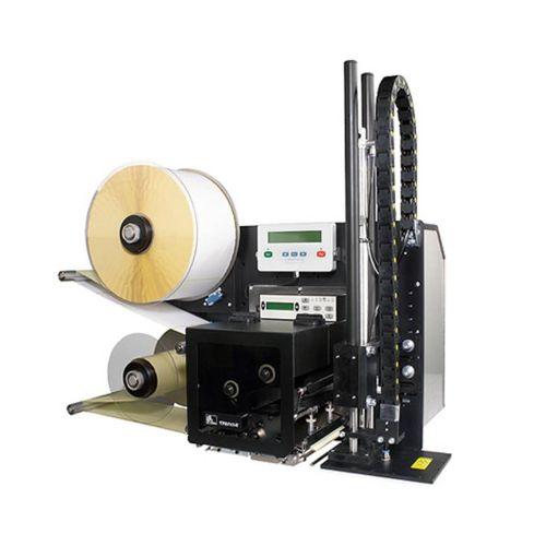 thermal transfer label printer-applicator / monochrome / for labels / RFID label