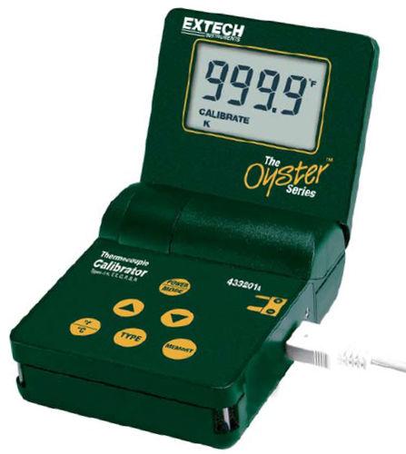 temperature calibrator / for thermocouples / portable