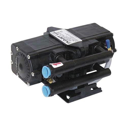 solvent pump / pneumatic / diaphragm / industrial