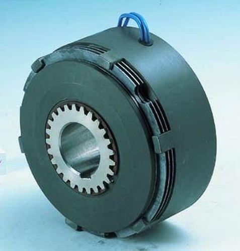 multiple-disc brake / spring / electromagnetic / high-torque