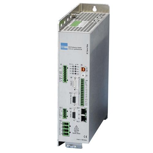 AC servo-controller / digital / CANopen