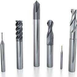 Ball nose milling cutter / corner radius / solid / roughing