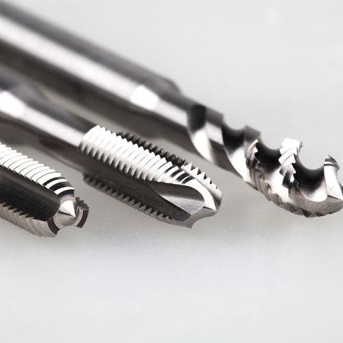 monobloc tap / HSS / for steel / maintenance