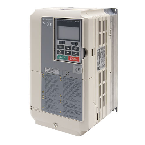 AC variable-speed drive / vertical / HVAC P1000 Yaskawa America, Inc. - Drives & Motion Division