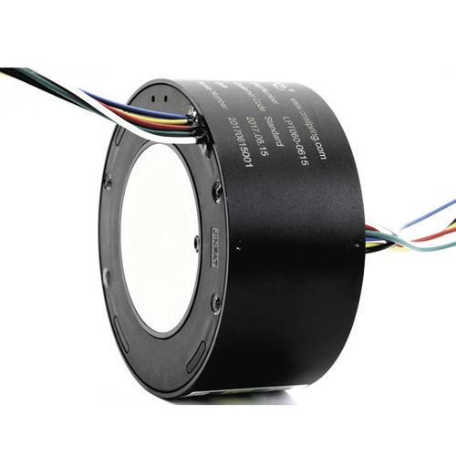 Through-hole slip ring / compact 60mm Thru Bore JINPAT Electronics Co., Ltd.