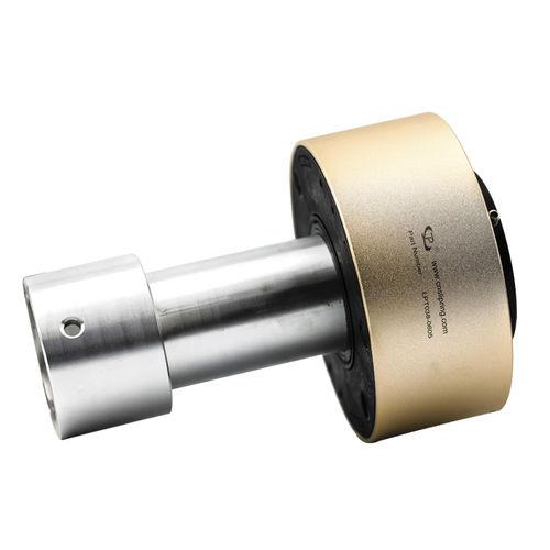 pneumatic slip ring / gas / hollow-shaft