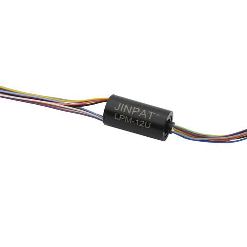 solid-shaft slip ring - JINPAT Electronics Co., Ltd.