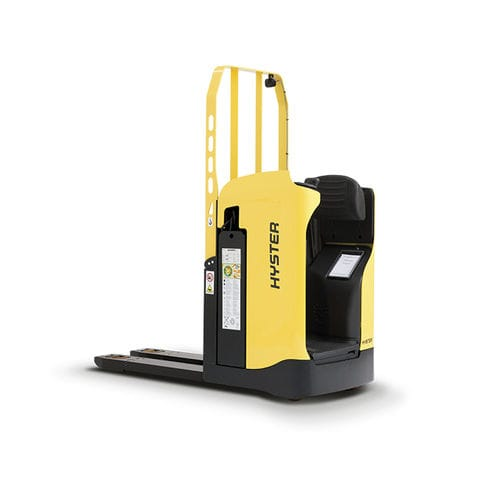 Electric pallet truck / ride-on / platform / loading RPN series HYSTER