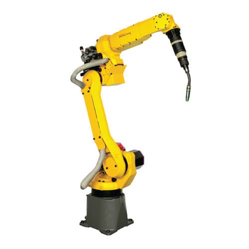 Articulated robot / 6-axis / arc welding / industrial ARC Mate 100iC/6L FANUC Robotics
