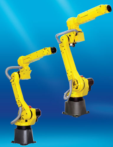 Articulated robot / 6-axis / transfer / loading M-10iA FANUC Robotics