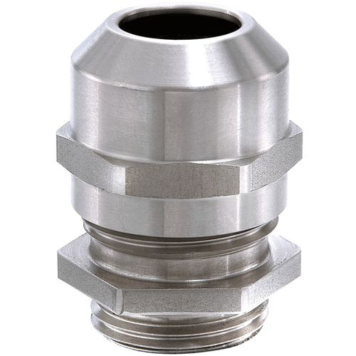 Cable gland for railway applications / stainless steel / IP68 / IP69 ESSKV LT RW series WISKA
