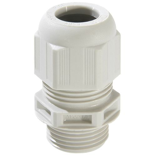 polyamide cable gland / IP68 / IP69 / halogen-free