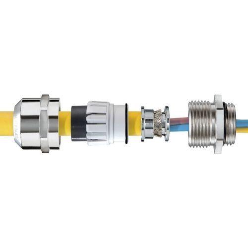 Stainless steel cable gland / explosion-proof / IP68 / IP66 ESSKE EMV-Z series WISKA Hoppmann GmbH