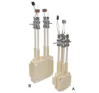 fuel cell holder / ceramic