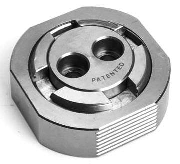 Eccentric clamping device OML