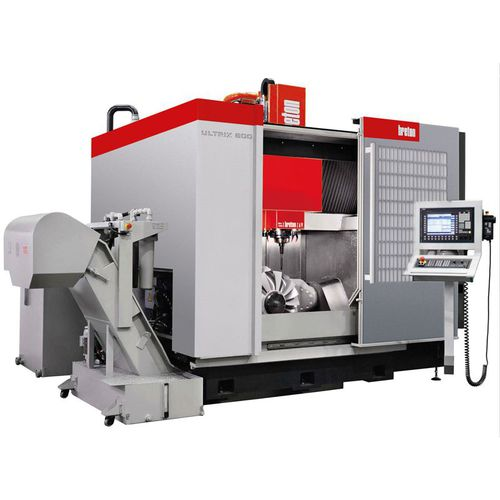 CNC turning center / 5-axis / universal / milling machine