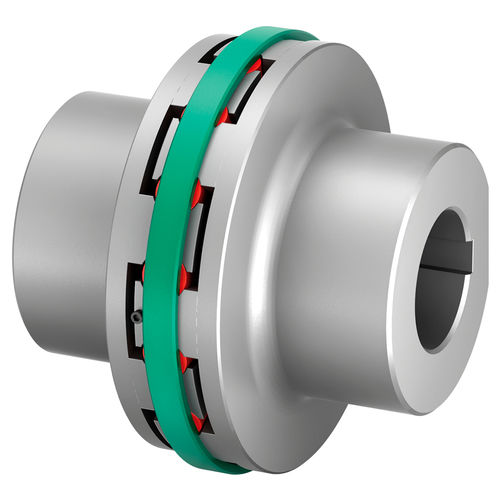 claw coupling / flange