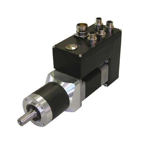 DC motor / electronically commutated / 24V / 48V