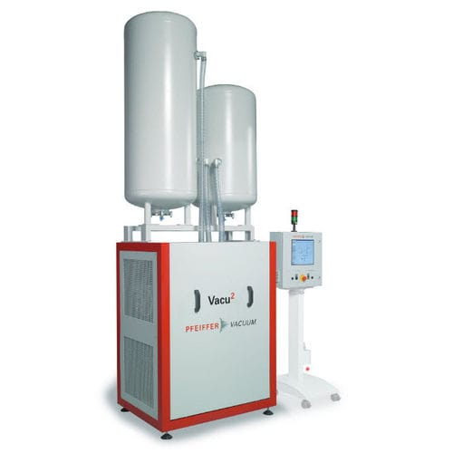 lubricated vacuum unit / industrial / multi-stage