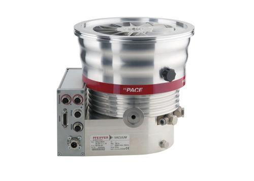 turbomolecular vacuum pump / oil-free / single-stage / compact