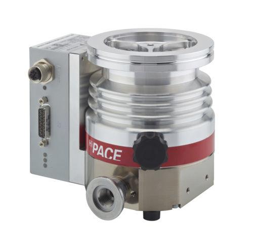 turbomolecular vacuum pump / oil-free / multi-stage