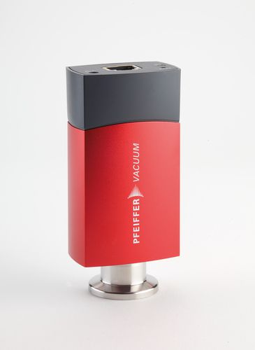 Pirani vacuum gauge / capacitive / analog