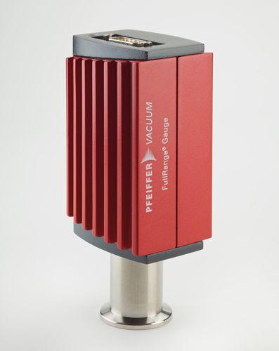 hot cathode vacuum gauge / analog