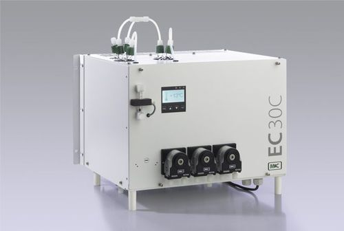 Gas cooler / for samples / Peltier effect EC30C series M&C TechGroup Germany