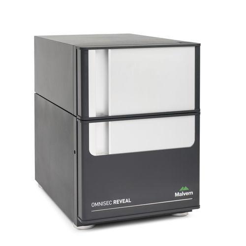 GPC/SEC chromatograph / multi-detector / laboratory OmniSEC Malvern Panalytical