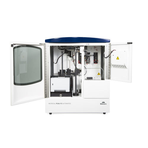 Isothermal calorimeter / high-sensitivity / titration / automated MicroCal PEAQ-ITC Malvern Panalytical