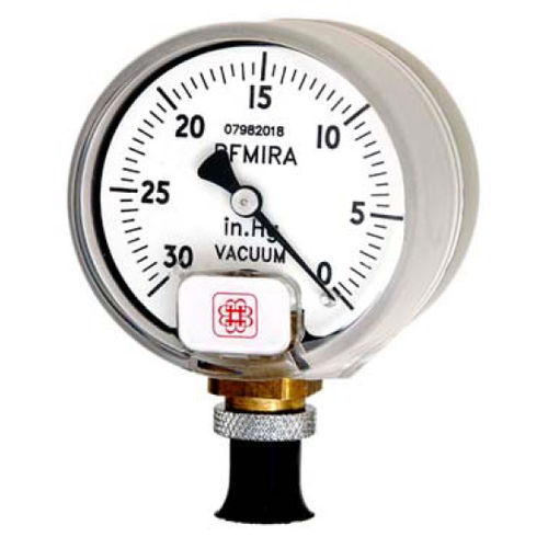 mechanical vacuum gauge / analog