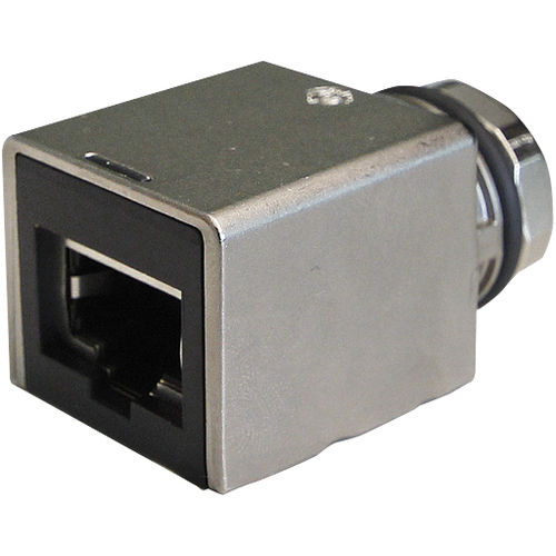 communication adapter / for cables / M12-RJ45