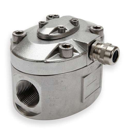 oval gear flow meter - Titan Enterprises