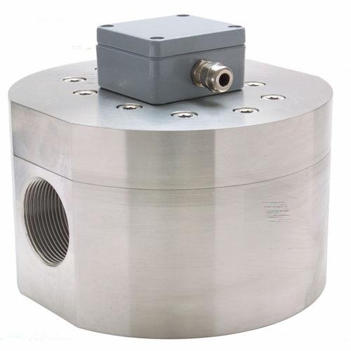 Oval gear flow meter / for water / flange OG7  Titan Enterprises