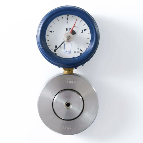 hydraulic force gauge / compact