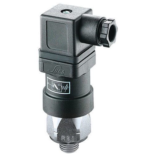 diaphragm pressure switch / industrial / adjustable / compact