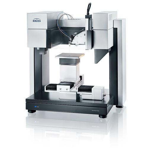 contact angle measuring instrument - KRÜSS GmbH