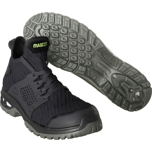 industrial use safety boots / anti-slip / oil-resistant / ESD
