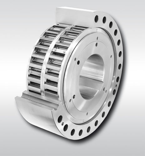Integration one-way clutch / external / without bearing function / backstop FXM series RINGSPANN
