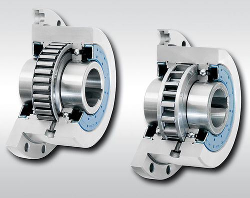 full-face one-way clutch / with internal bearings / backstop / indexing