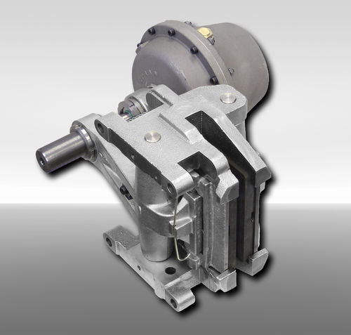 Disc brake caliper / with pneumatic release / spring activated DU 060 FPM RINGSPANN