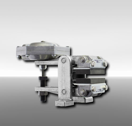 Disc brake caliper / with pneumatic release / spring activated DV 020 FPM RINGSPANN