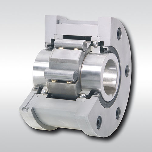 One-way roller clutch / full-face / with internal bearings / indexing FGRN R A5A6 series RINGSPANN
