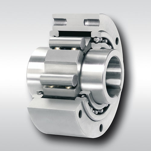 one-way roller clutch / with internal bearings / backstop / indexing