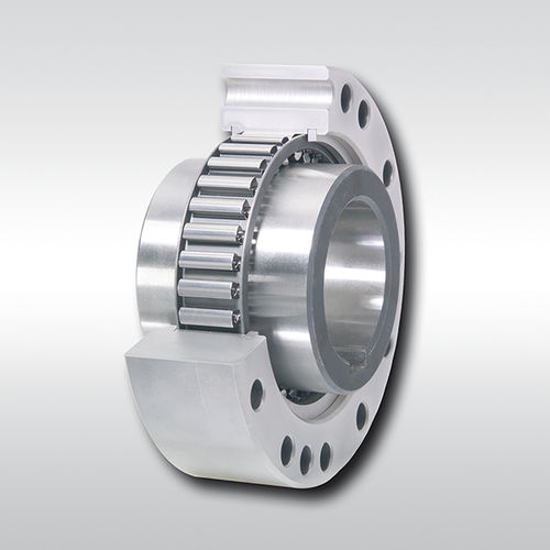 Integration one-way clutch / bearing-mounted / indexing / without bearing function FON series RINGSPANN